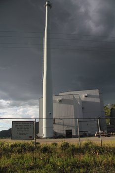 The HCCP plant in Alaska is a non-operational pulverized coal plant