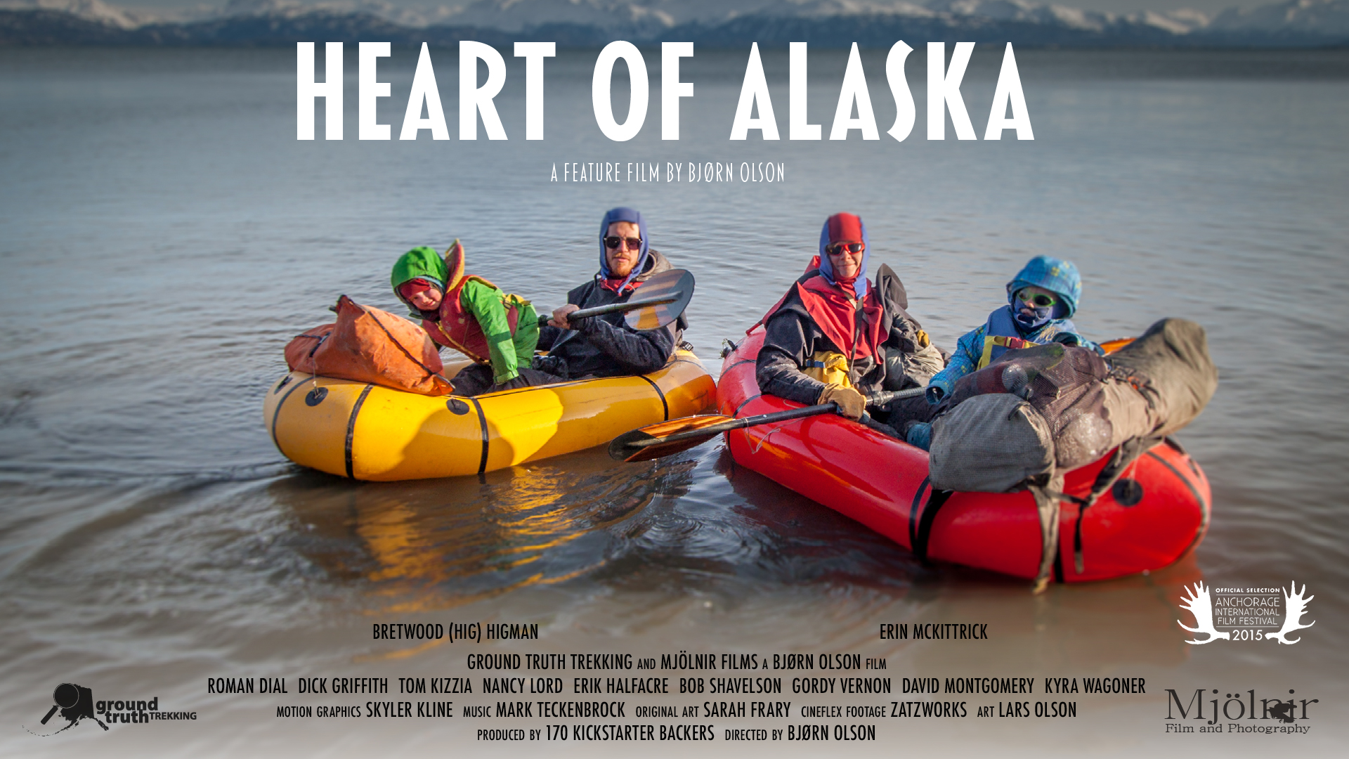 Heart of Alaska – Film on Tour