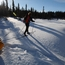 Skiing through the Chuitna Coal prospect