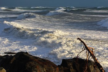 These waves near Yakutat contain a massive amount of untapped energy